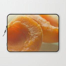 Slice apricots Laptop Sleeve