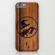 snowboarding 1 Slim Case iPhone 6s