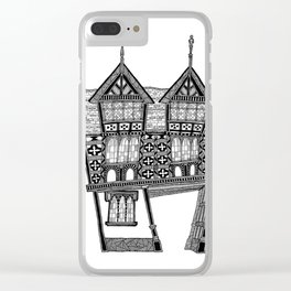 The gateway House Clear iPhone Case