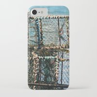 south africa iPhone & iPod Cases featuring Lobster Crates South Africa by NinjaGlue