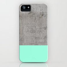 Sea on Concrete Slim Case iPhone (5, 5s)