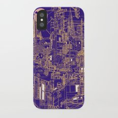 San Francisco! (Night) iPhone X Slim Case