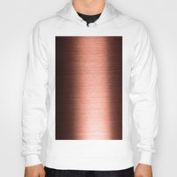 copper Hoodies featuring Copper by Robin Curtiss
