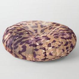 Spot on leopard Floor Pillow
