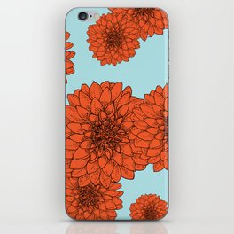 Flower Two iPhone Skin