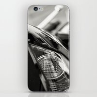 honda iPhone & iPod Skins featuring Honda CBR 125 Motorcycle by Simon's Photography