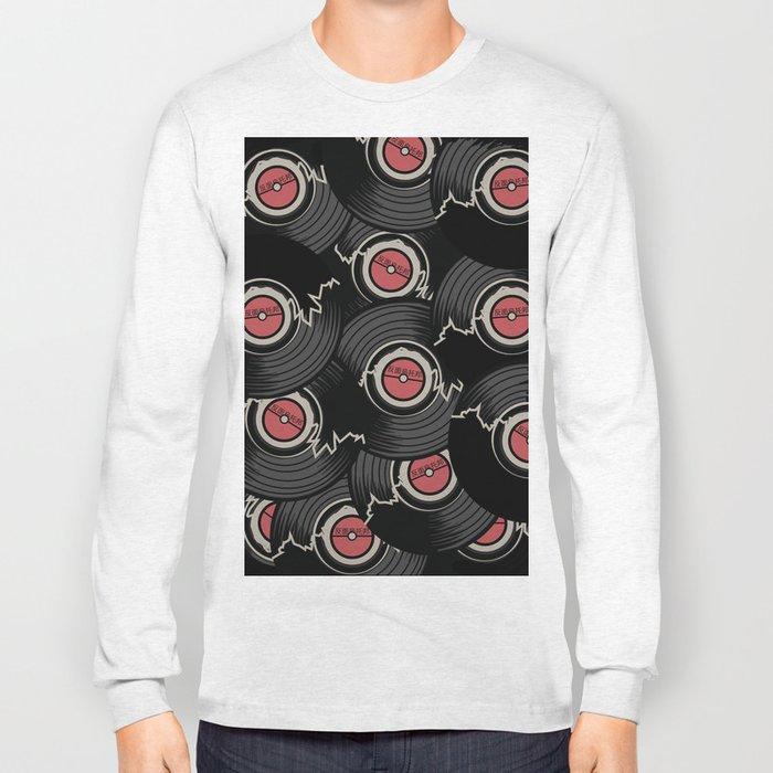 Break The Record Long Sleeve T-shirt