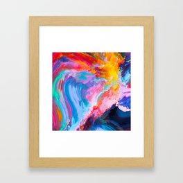 Nek Framed Art Print
