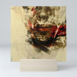 The Human Race Mini Art Print