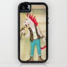 Punk Unicorn iPhone (5, 5s) Adventure Case