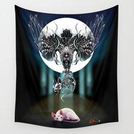 Rat Meditation: Dread Wall Tapestry