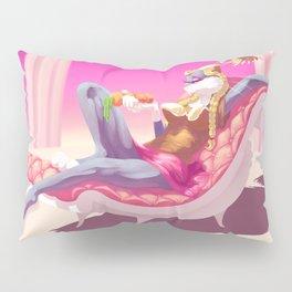 Brunhilda Bunny Pillow Sham