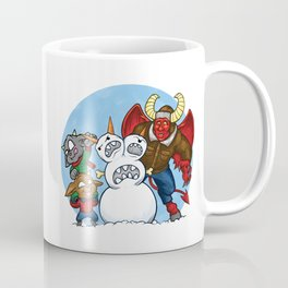 When Hell Freezes Over Coffee Mug