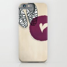 Zebra shoes Slim Case iPhone 6s