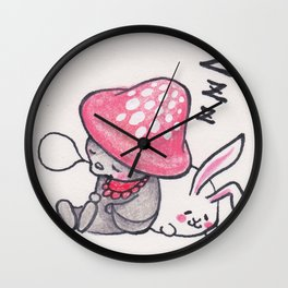 KINOKOJIZO 6 Wall Clock