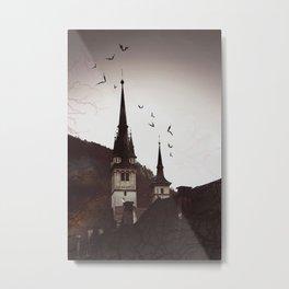 Gothic  Metal Print