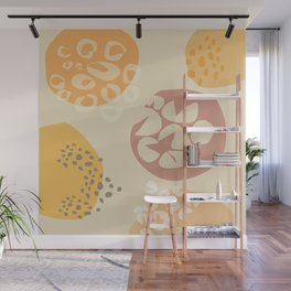 Grains and Pistaches  Wall Mural