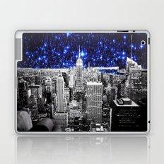 new york city. Blue Stars Laptop & iPad Skin
