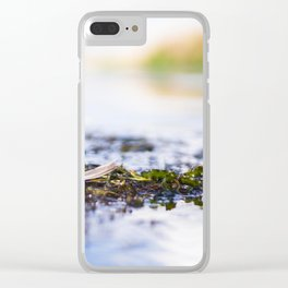 Down in Waihopai River Clear iPhone Case