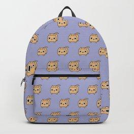 Cat Loaf - Orange Kitty Backpack