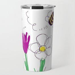 Spring time Travel Mug
