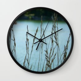 Come Sit with Me Wall Clock