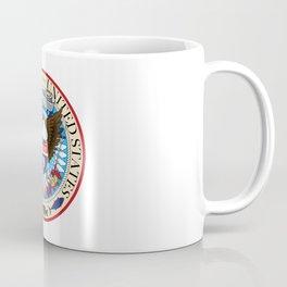 Seal For Anglers of the USA Coffee Mug