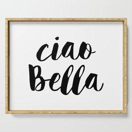 Ciao Bella Serving Tray