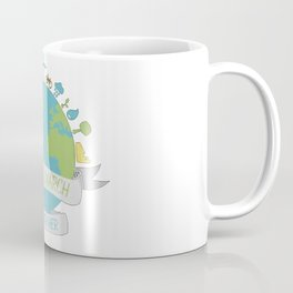 Science march - I'm with her Coffee Mug