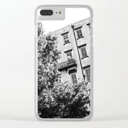 Historic Building Clear iPhone Case