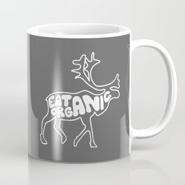 Eat Organic Coffee Mug