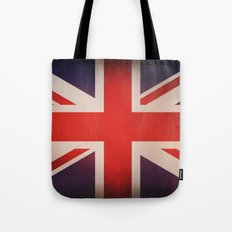 OLD UNITED KINGDOM FLAG Tote Bag