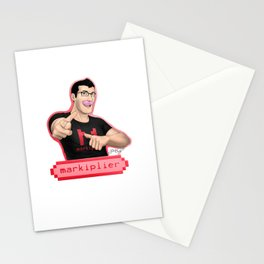 Markiplier (Warfstache) Stationery Cards