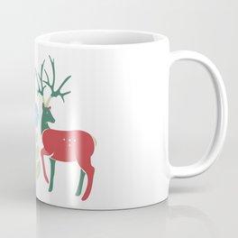 Spring Elk Coffee Mug