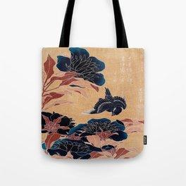 japanese flowers Tote Bag