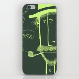Corn Billy iPhone Skin