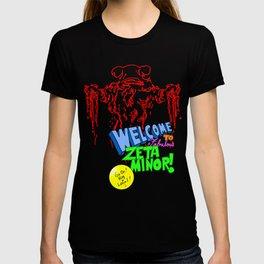 Welcome to Fabulous Zeta Minor! T-shirt