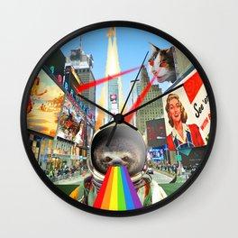 An epic dream Wall Clock