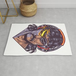 Dr. Disrespect - Two Time - Twitch - Champion Rug