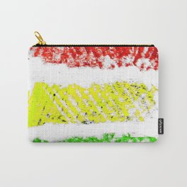 flag of bolivia 5 – Chalk version bolivian,boliviano,bolivian,Sucre, La Paz. Carry-All Pouch