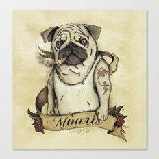 Mouris Canvas Print