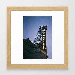 #12 Framed Art Print