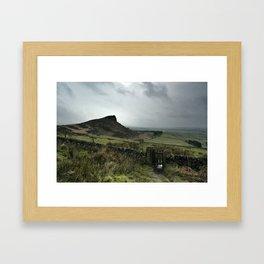 Moorlands Framed Art Print
