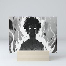 Shigeo 100 v.1 Mini Art Print