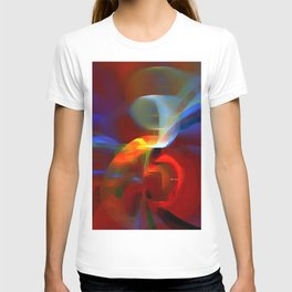 Abstract 9597 T-shirt