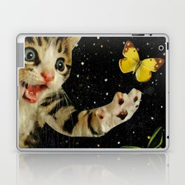 All Across the Universe Chasing Butterflies and Dreams Laptop & iPad Skin