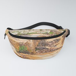 Beautiful sandstone view Fanny Pack