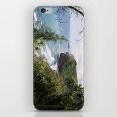 Pololu valley iPhone & iPod Skin