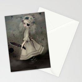 broken dawn Stationery Cards
