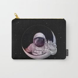 Astronaut Moon Carry-All Pouch